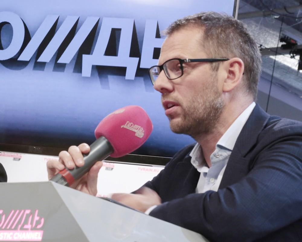 Бизнесмен Александр Винокуров
