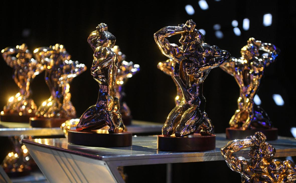 Бронзовые статуэтки «Орфей» — призы победителям премии ТЭФИ-2018