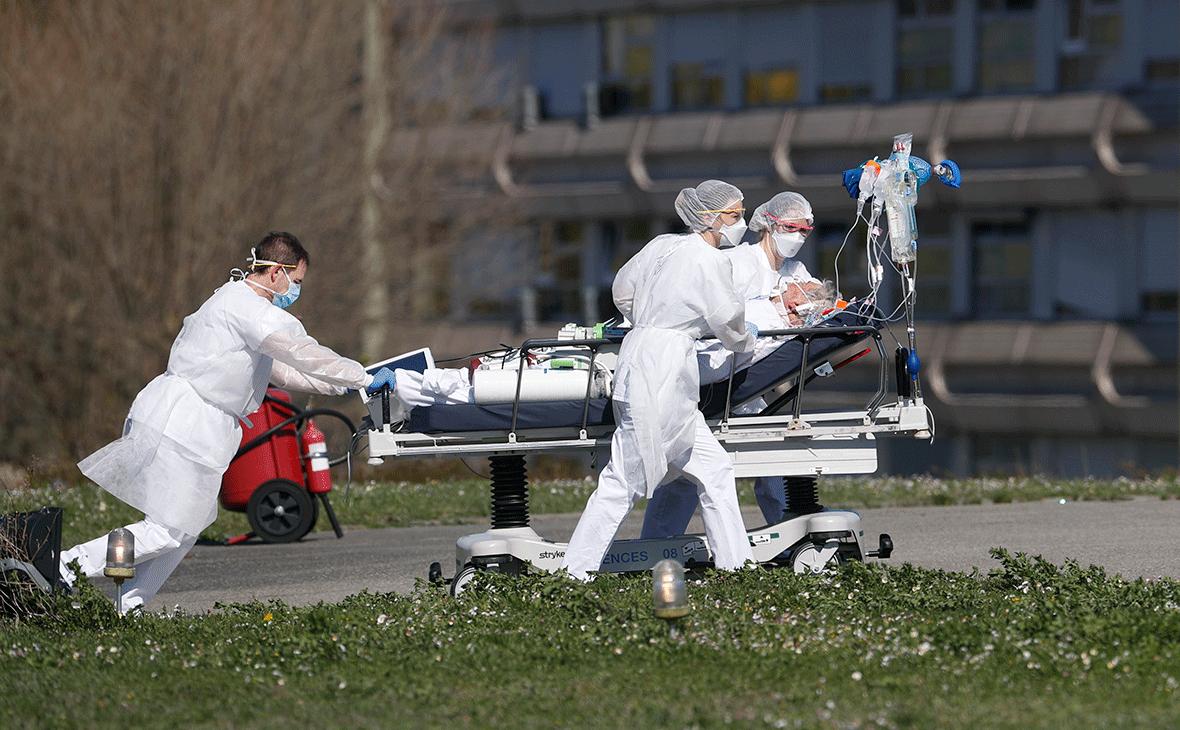 Китай обвиняет Россию в новой вспышке коронавируса
