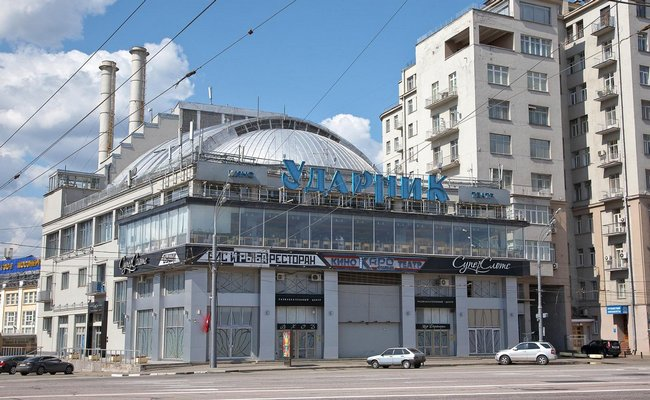 Фото:пользователя Moscow-Live.ru с сайта flickr.com