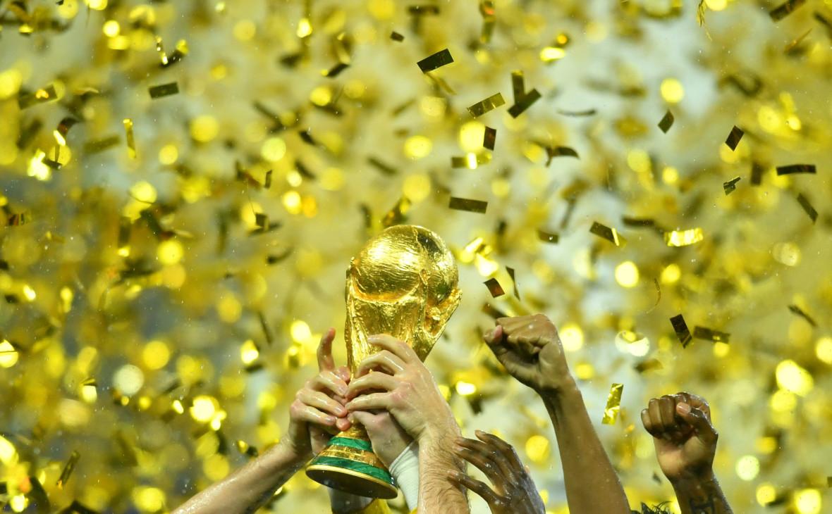 ФИФА подтвердила рекордные доходы в $6,4 млрд на фоне ЧМ-2018
