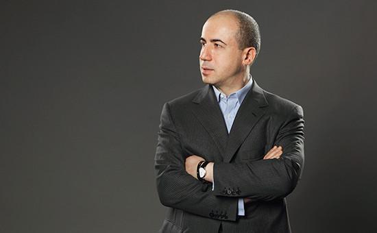 Инвестор Юрий Мильнер