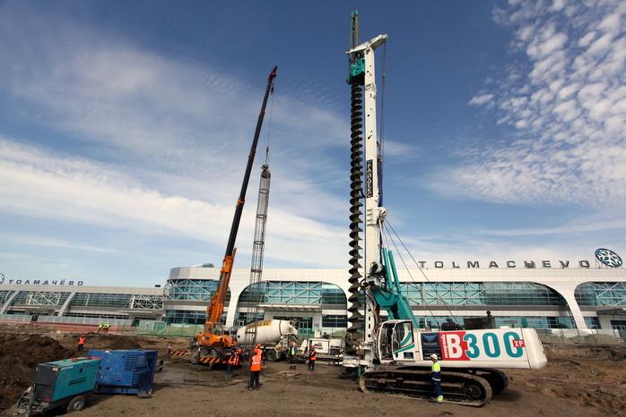 Фото:Пресс-служба аэропорта Толмачево