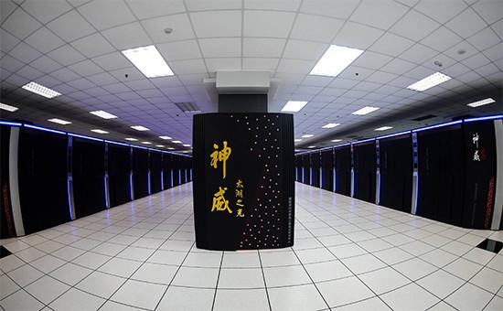 Лидер рейтинга самых мощных вычислительных устройств мираSunway TaihuLight
