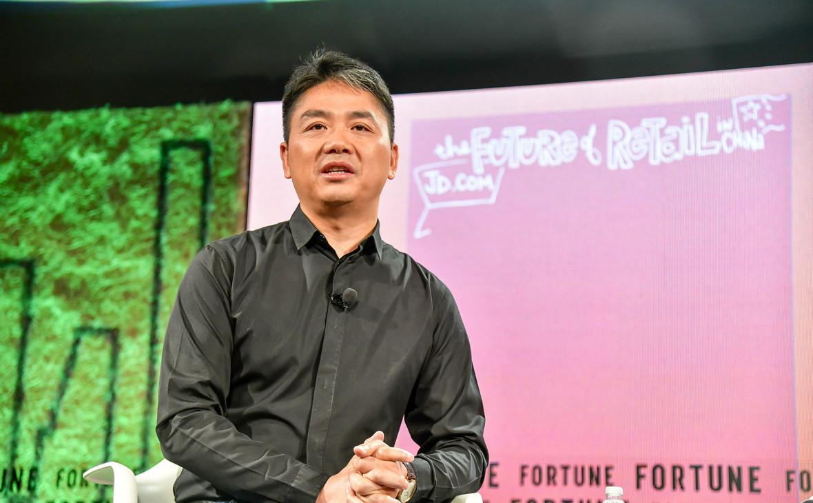 Основатель и генеральный директор JD.com Ричард Лю