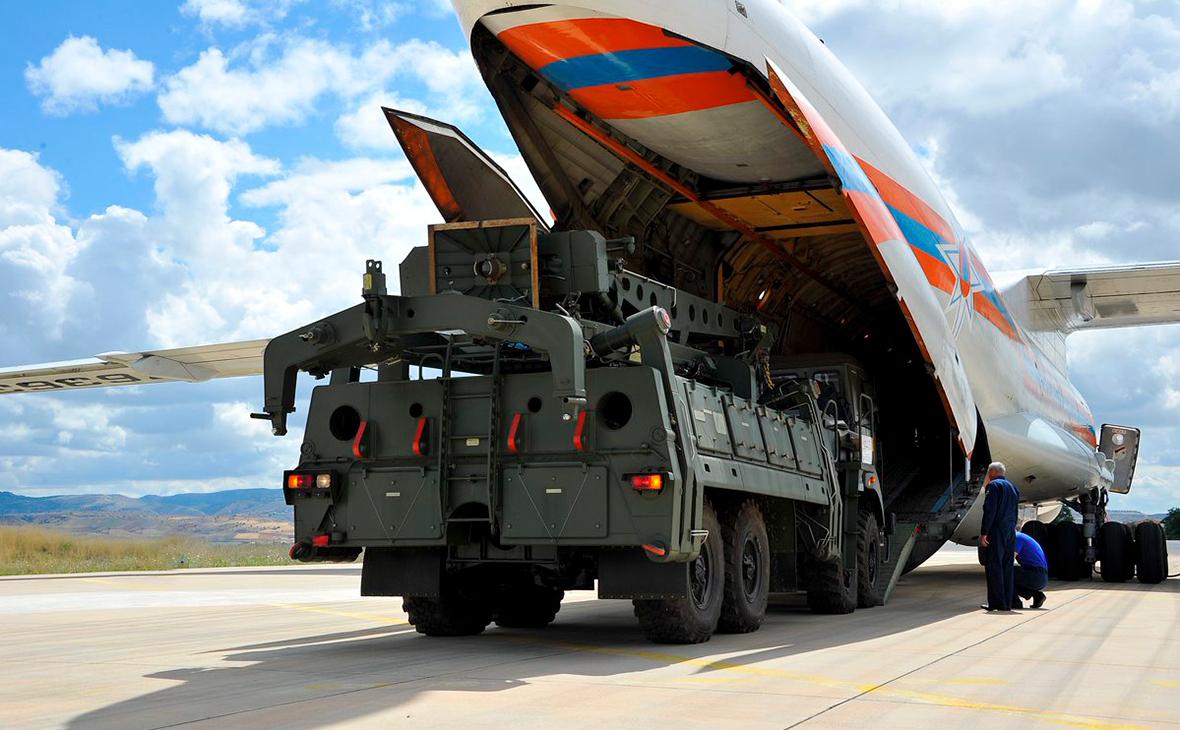 Эрдоган назвал целью Турции совместное с Россией производство систем ПВО