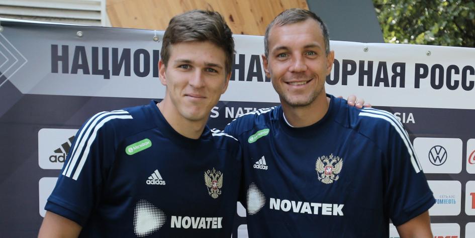 Фото: Twitter сборной России