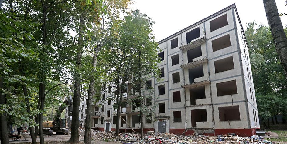 Стартовые площадки Кунцево для реновации: карта, адреса, график