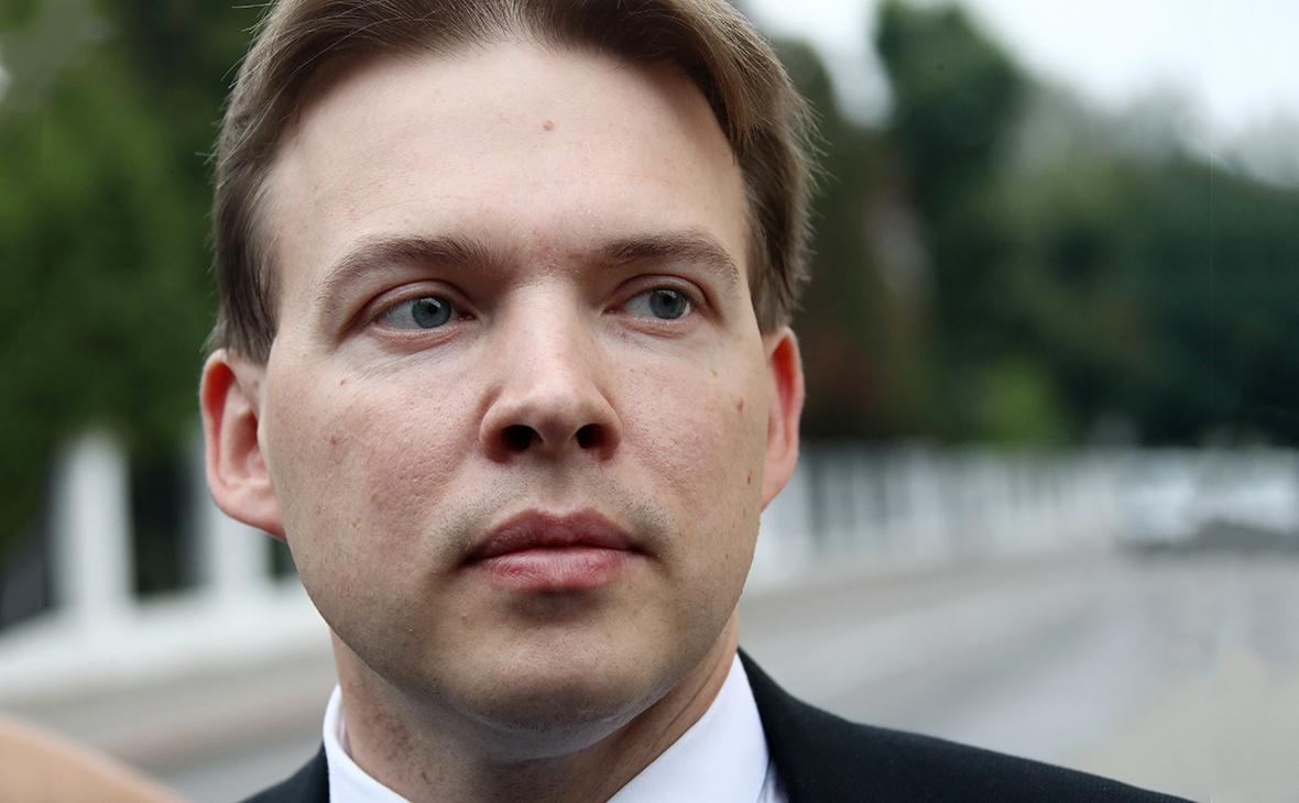 Задержанный в Минске оппозиционер Максим Знак объявил голодовку