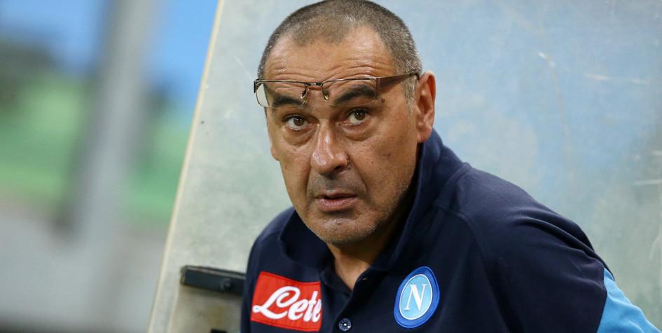 «Наполи» объявил об уходе главного тренера