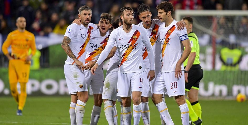 Фото: Lapresse/As Roma/Fabio Rossi