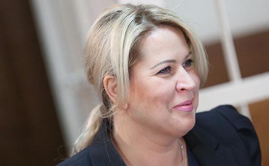 Главная фигурантка уголовного дела о хищениях в «Оборонсервисе» Евгения Васильева