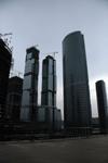 Фото: Разговоры о том, что строительство «Москва-Сити» остановлено, не имеют оснований — Лужков