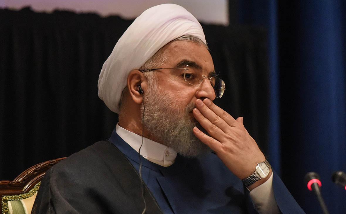 Не имеете право: президент Ирана Рухани резко ответил США