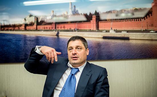 Глава Бинбанка Микаил Шишханов
