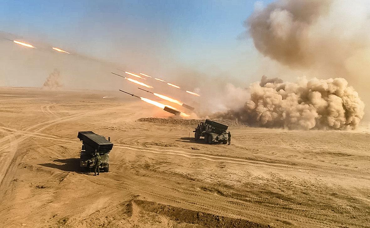 Минобороны Армении сообщило об уничтожении азербайджанского «Солнцепека»