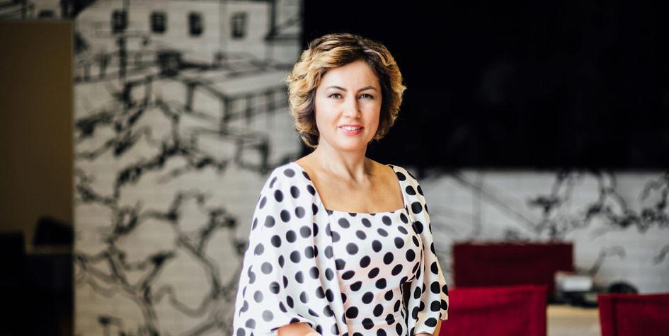 Первый заместитель генерального директора компании «Донcтрой» Ирина Прачева