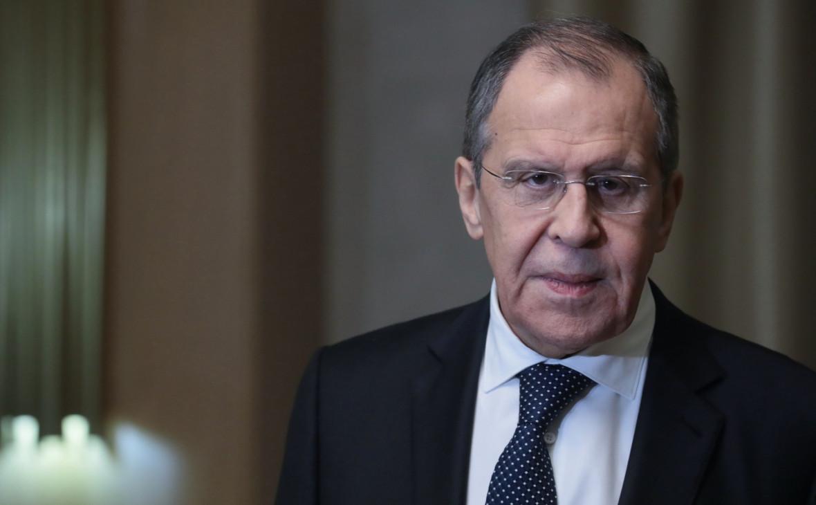 Лавров назвал несовместимыми позиции России и США по Венесуэле