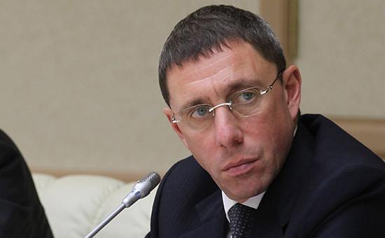 Бизнесмен Владимир Коган