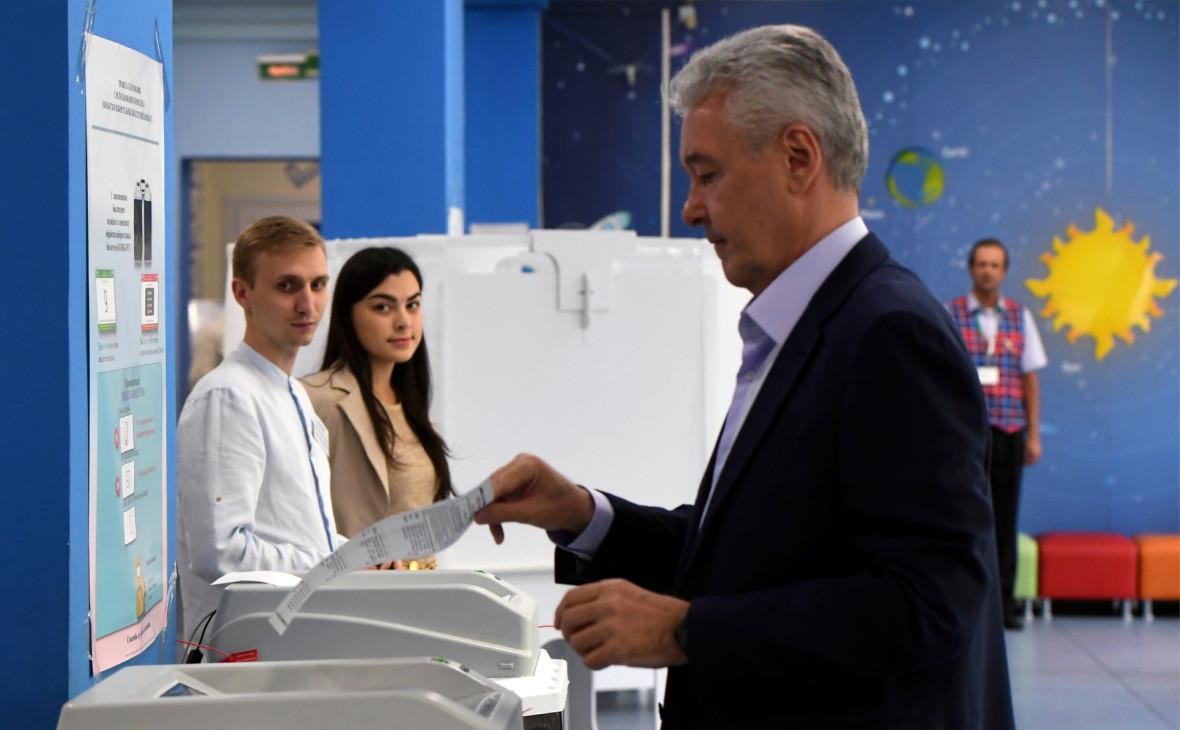 Собянин заявил о ставшей «политически разноплановой» Мосгордуме