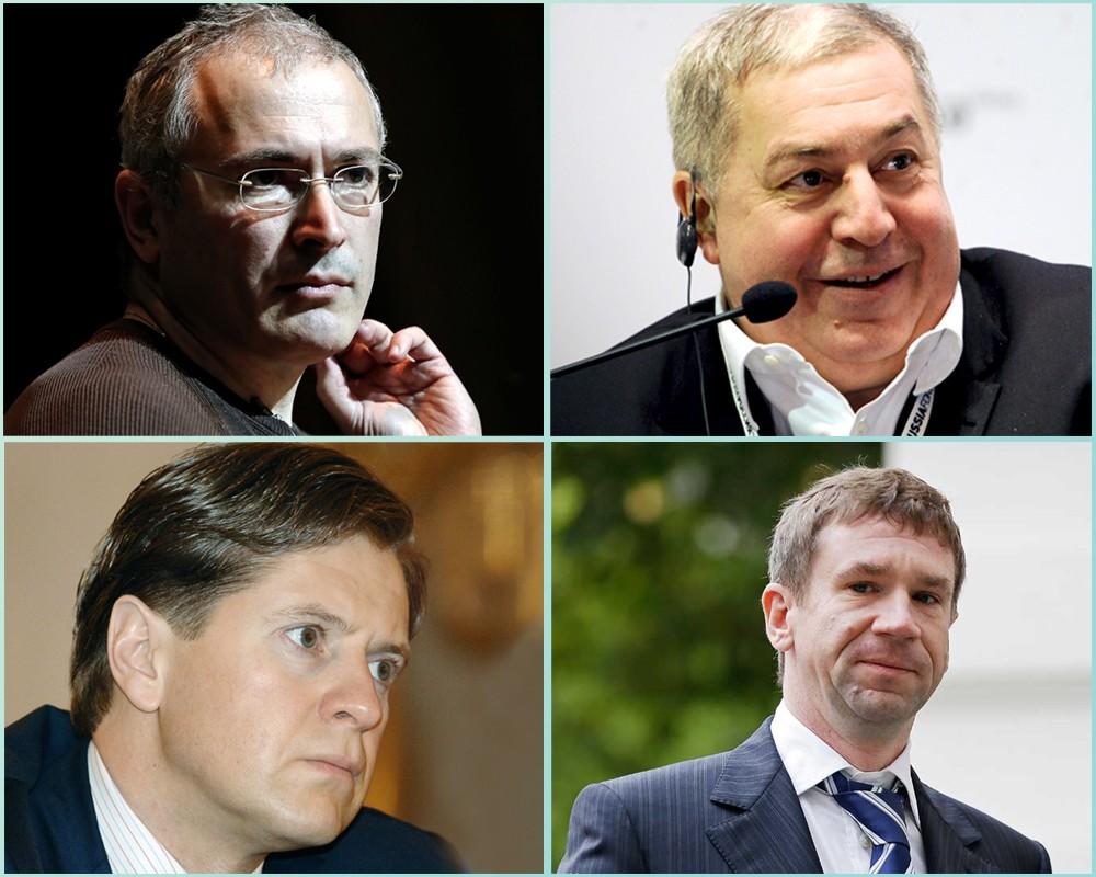 Богатые тоже сидят: российские мультимиллионеры под следствием
