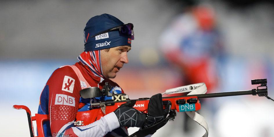 Бьорндален отказался выступить за Белоруссию на Олимпиаде