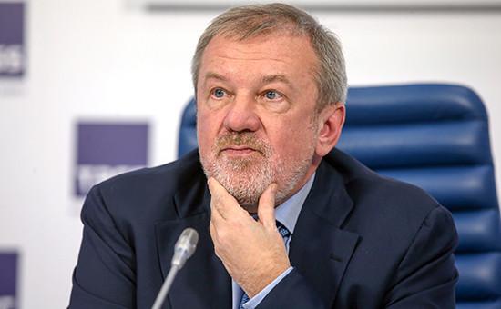 Председатель Совета Фонда развития иподдержки Международного дискуссионного клуба «Валдай» Андрей Быстрицкий