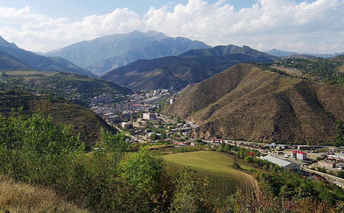 Капан, Армения