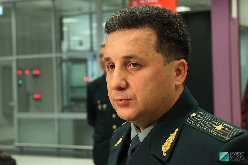 В Татарстане уволился глава таможни 1