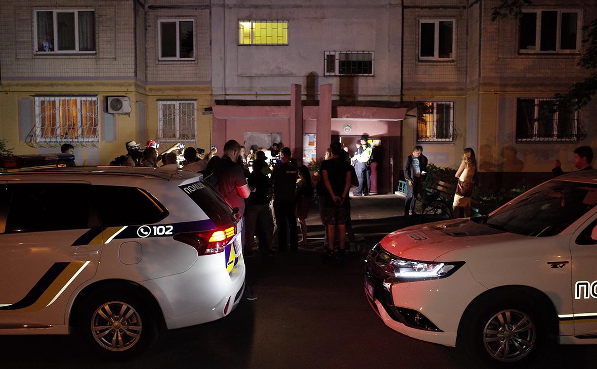 Поліція опублікувала фоторобот можливого вбивці журналіста Бабченка - Цензор.НЕТ 6355
