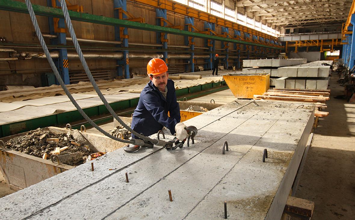 Предприятие по выпуску железобетонных изделий и конструкций ЛСР