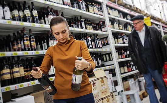Продажа продовольственных товаров вмагазинах Москвы