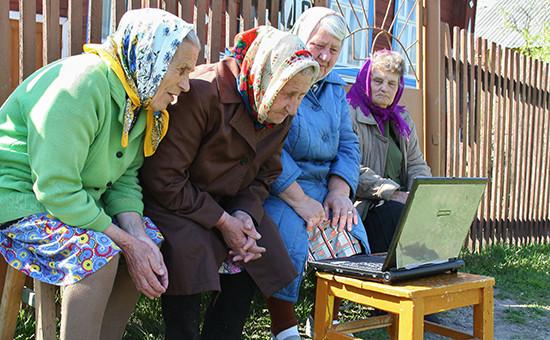 Пункты коллективного доступа в интернет создавались в рамках реформы услуг связи, цель которой — устранение «цифрового неравенства» на малонаселенных и удаленных территориях