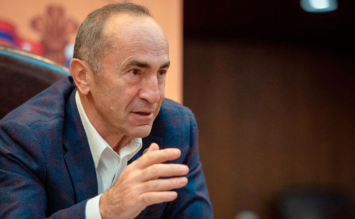 Кочарян назвал сходства и отличия протестов в Армении и Белоруссии