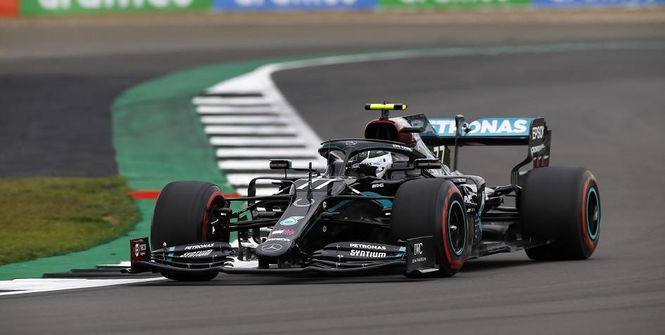 Боттас четвертый раз в сезоне выиграл квалификацию на этапе «Формулы-1»