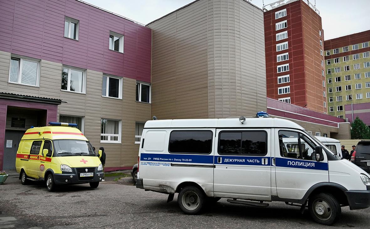 Городская клиническая больница скорой медицинской помощи №1 в Омске