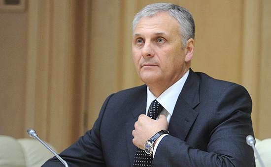Губернатор Сахалина Александр Хорошавин