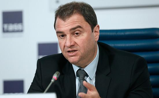 Заместитель министра культуры России Григорий Пирумов