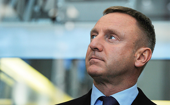 Министр образования инауки Дмитрий Ливанов