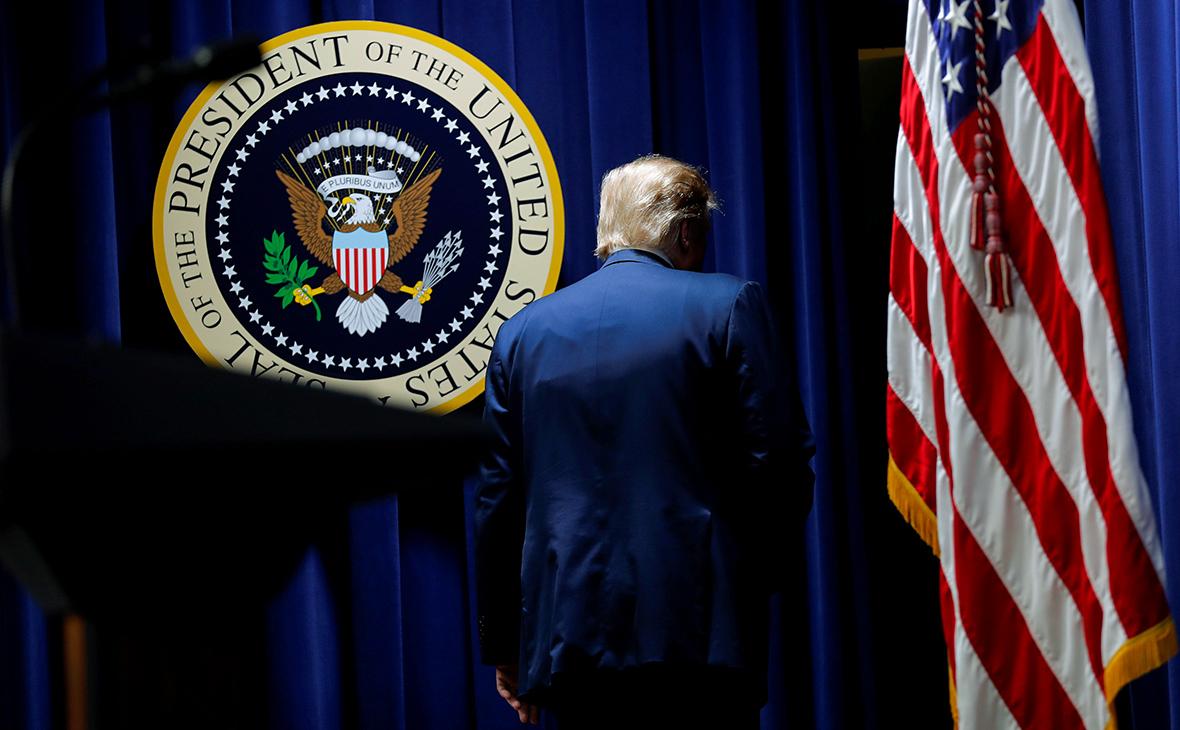 Трамп прокомментировал выводы комиссии Мюллера словами Game Over