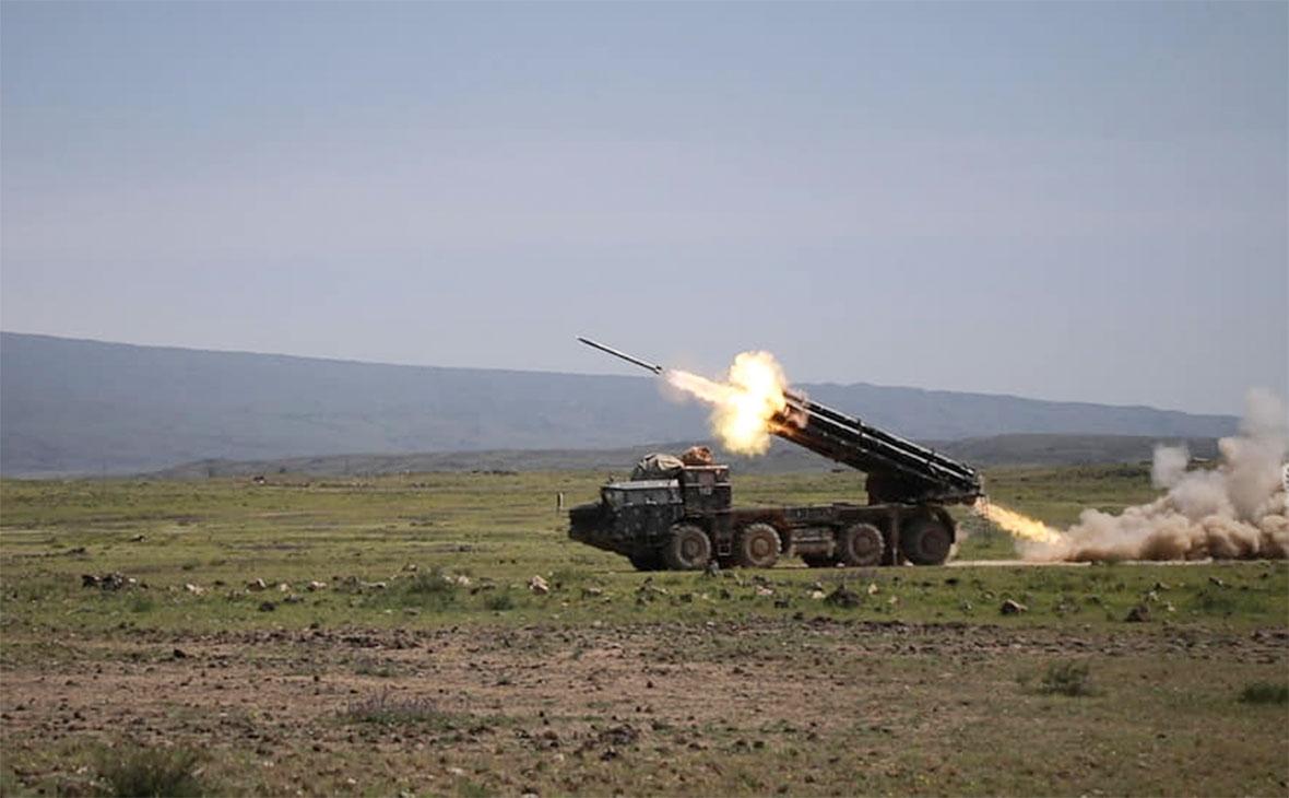 Баку обвинил Ереван в ракетном обстреле идущего в Турцию нефтепровода