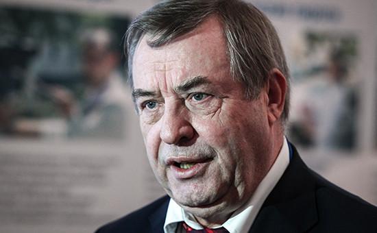 Экс-председатель Госдумы Геннадий Селезнев
