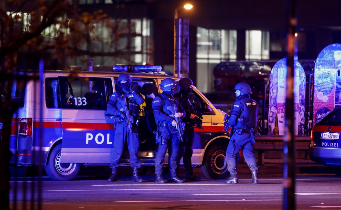 Организация из США заявила о причастности джихадистов к нападениям в Вене