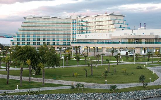 «Azimut отель Сочи»