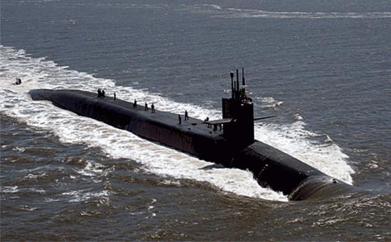 Американская подводная лодка «Флорида»
