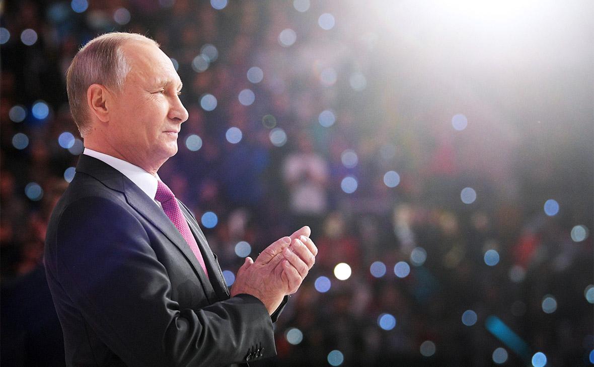 Владимир Путин в Нижнем Новгороде
