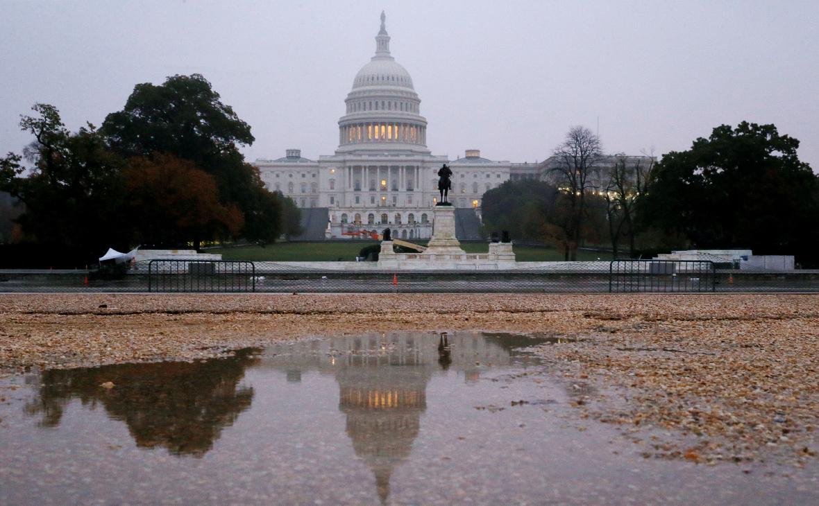 Bloomberg сообщил об усталости конгресса от планов санкций против России