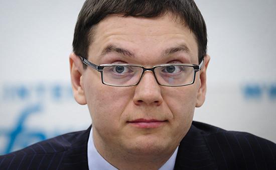 Руководитель «Агоры» Павел Чиков