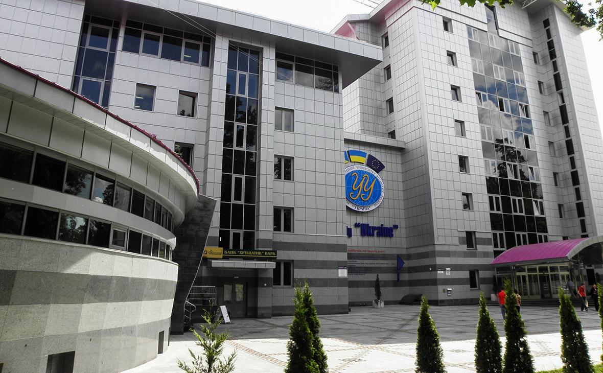 В Генпрокуратуре Украины сообщили о захвате университета в Киеве
