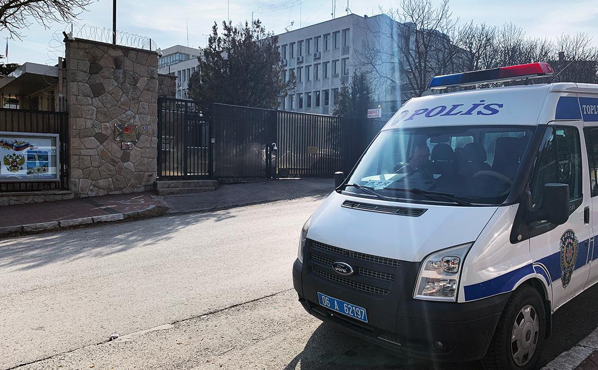 российское посольство в анкаре фото всего, для благоустройства